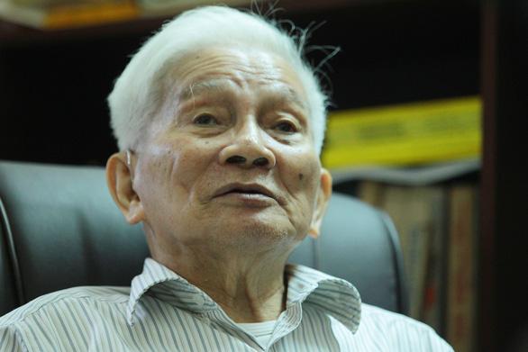 GS Hoàng Tụy vừa qua đời - Ảnh 1.