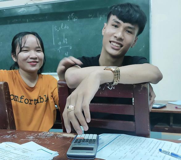 Bí thư đoàn ở Quảng Nam đạt điểm 10 duy nhất môn Giáo dục công dân - Ảnh 1.