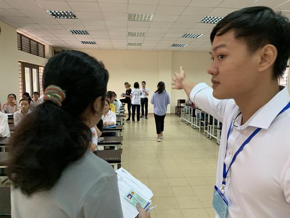Thủ khoa thi đánh giá năng lực ĐH Quốc gia TP.HCM đợt 2 đạt 1.108 điểm - Ảnh 1.