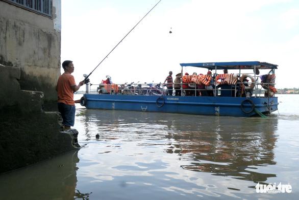 Sài Gòn sông nước và những chuyến phà lênh đênh bao chuyện đời - Ảnh 11.