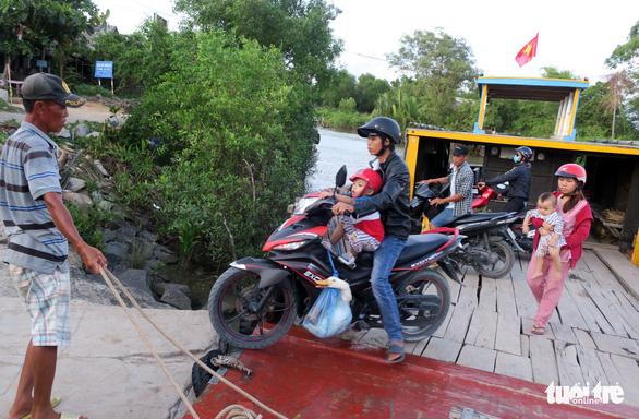 Sài Gòn sông nước và những chuyến phà lênh đênh bao chuyện đời - Ảnh 15.