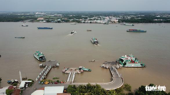Sài Gòn sông nước và những chuyến phà lênh đênh bao chuyện đời - Ảnh 5.