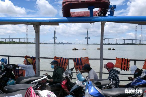 Sài Gòn sông nước và những chuyến phà lênh đênh bao chuyện đời - Ảnh 14.