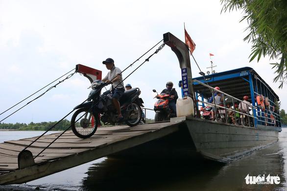 Sài Gòn sông nước và những chuyến phà lênh đênh bao chuyện đời - Ảnh 13.