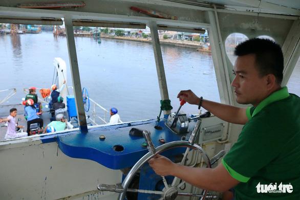 Sài Gòn sông nước và những chuyến phà lênh đênh bao chuyện đời - Ảnh 9.
