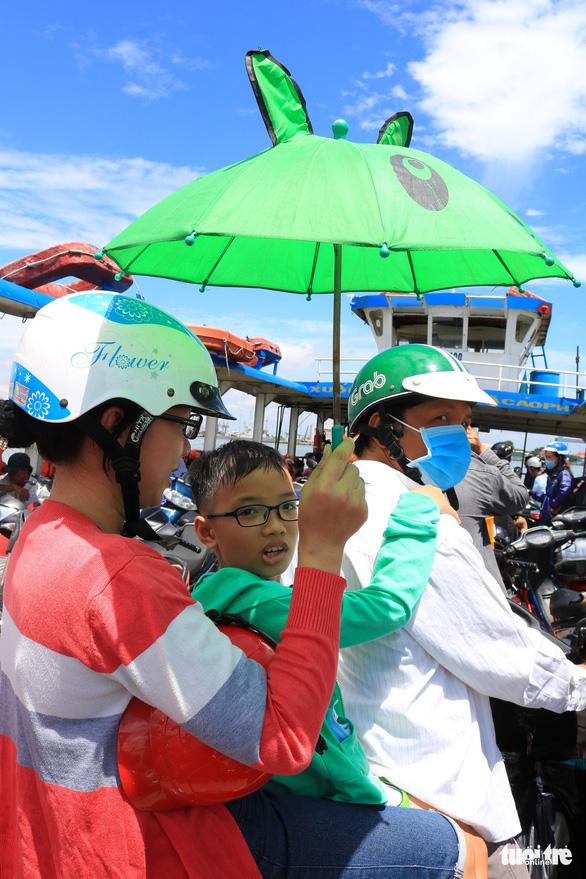 Sài Gòn sông nước và những chuyến phà lênh đênh bao chuyện đời - Ảnh 7.