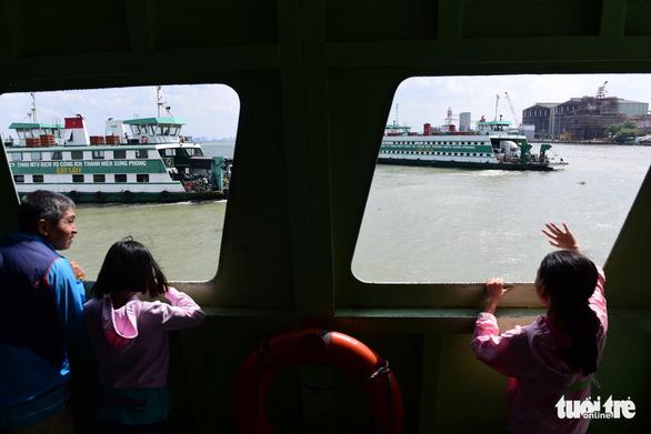 Sài Gòn sông nước và những chuyến phà lênh đênh bao chuyện đời - Ảnh 6.