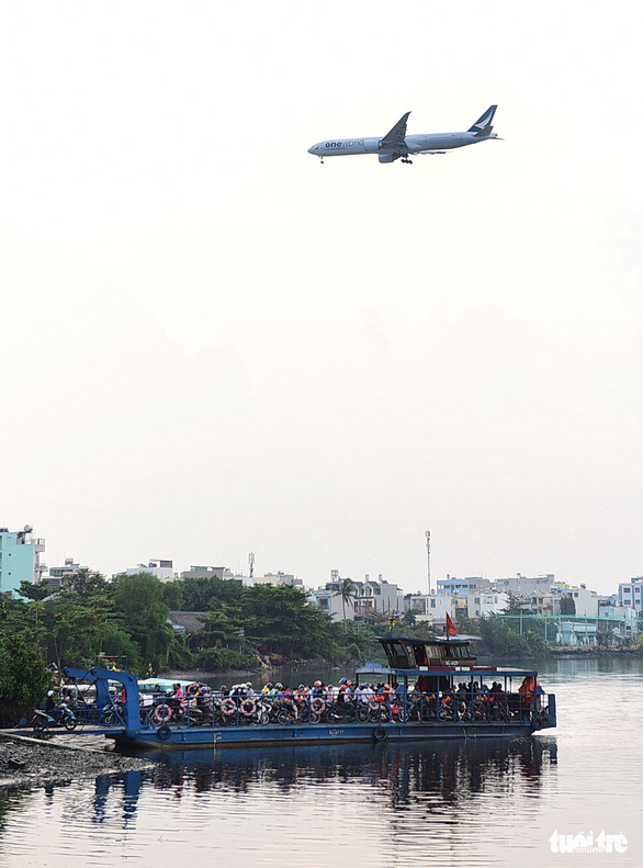 Sài Gòn sông nước và những chuyến phà lênh đênh bao chuyện đời - Ảnh 10.