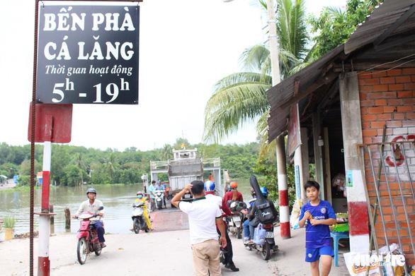 Sài Gòn sông nước và những chuyến phà lênh đênh bao chuyện đời - Ảnh 12.