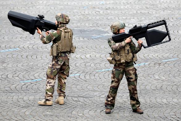Sức mạnh quân sự đáng gờm của Pháp khi duyệt binh mừng Quốc khánh - Ảnh 10.