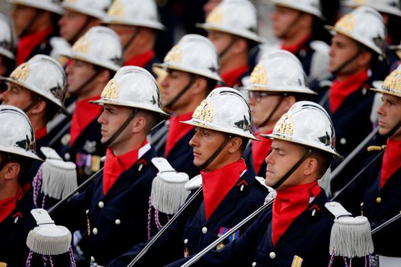 Sức mạnh quân sự đáng gờm của Pháp khi duyệt binh mừng Quốc khánh - Ảnh 3.