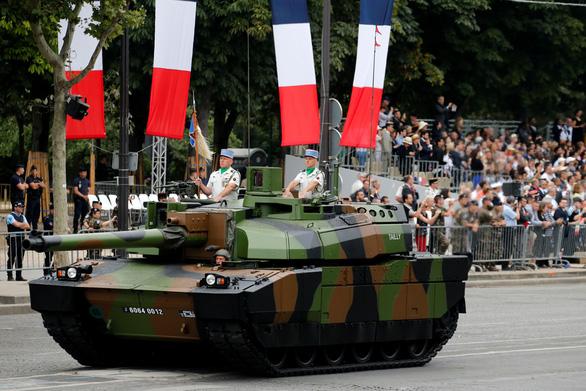 Sức mạnh quân sự đáng gờm của Pháp khi duyệt binh mừng Quốc khánh - Ảnh 7.