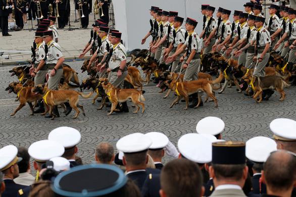 Sức mạnh quân sự đáng gờm của Pháp khi duyệt binh mừng Quốc khánh - Ảnh 2.