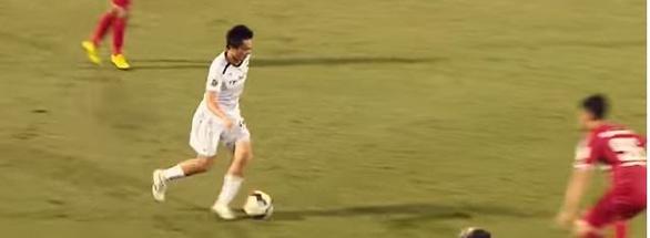 Màn trình diễn xứng đáng trở lại tuyển Việt Nam của Tuấn Anh trước Viettel - Ảnh 1.