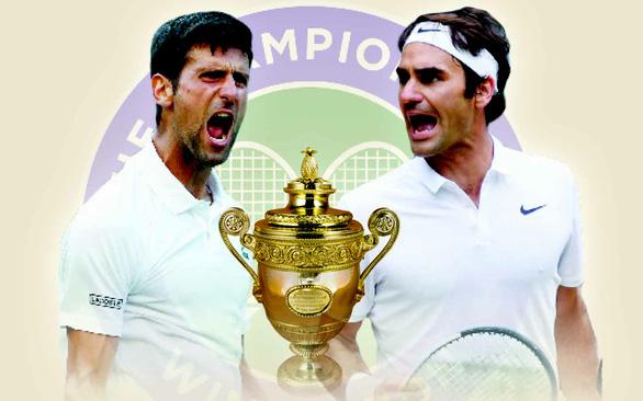 Wimbledon 2019: Cuộc đấu của những vị vua - Ảnh 1.