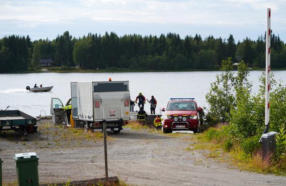 Máy bay chở dân nhảy dù rơi ở Thụy Điển, 9 người thiệt mạng - Ảnh 1.