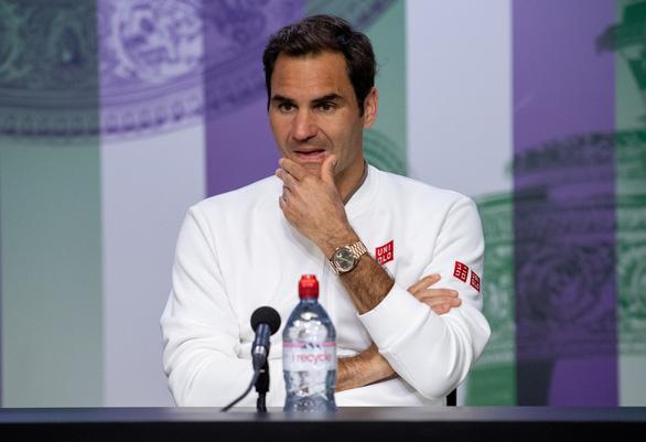 Federer: Tôi đã truyền niềm tin cho những người ở tuổi 37 - Ảnh 1.