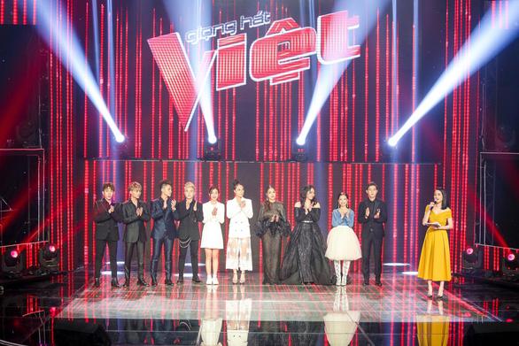 Thanh Hà sở hữu nhiều thí sinh vào chung kết Giọng hát Việt 2019 nhất - Ảnh 1.