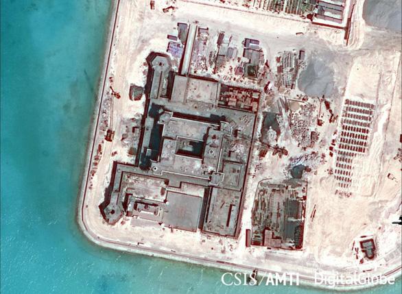 Pháo Trung Quốc ra Biển Đông 3 tháng đã gỉ sét? - Ảnh 1.