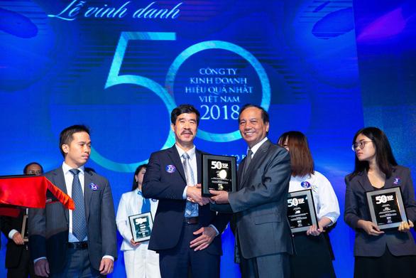Đại diện Việt Nam trong top 50 bảng xếp hạng Asia300 là ai? - Ảnh 1.