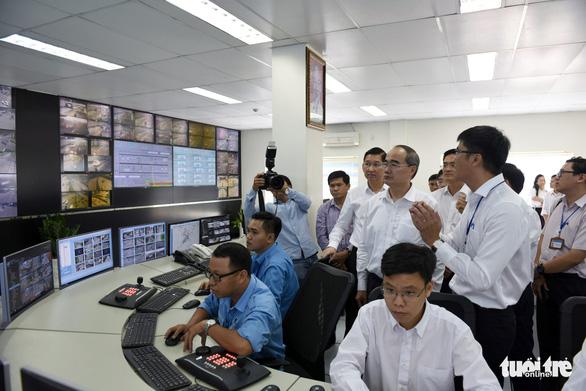 TP.HCM phải đi đầu trong xây dựng Trung tâm điều hành giao thông thông minh - Ảnh 3.