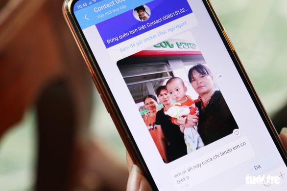 Tìm thấy con sau 24 năm bị bán sang Trung Quốc nhờ mạng xã hội - Ảnh 4.