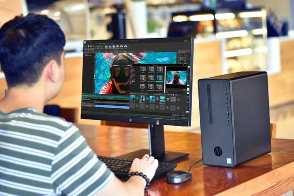 Synnex FPT giới thiệu bộ máy bàn cho văn phòng vừa và nhỏ - Ảnh 1.