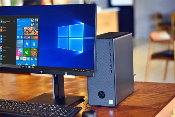Synnex FPT giới thiệu bộ máy bàn cho văn phòng vừa và nhỏ - Ảnh 2.