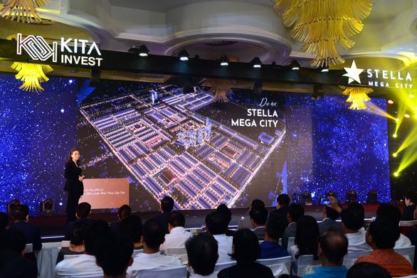 Lễ mở bán dự án khu đô thị cao cấp Stella Mega City - Ảnh 2.