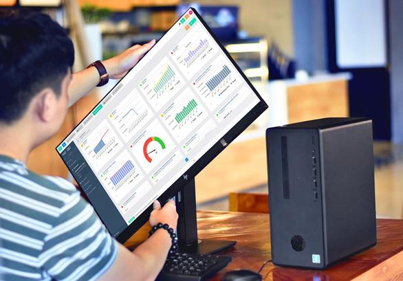Synnex FPT giới thiệu bộ máy bàn cho văn phòng vừa và nhỏ - Ảnh 4.