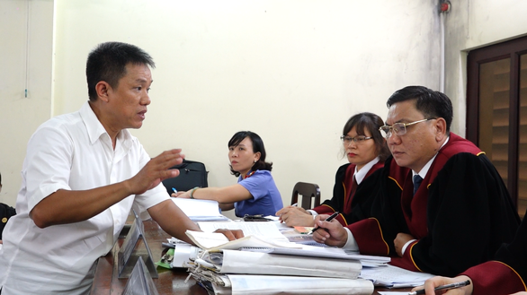 Phúc thẩm vụ tranh chấp liên quan truyện tranh Thần Đồng Đất Việt - Ảnh 2.