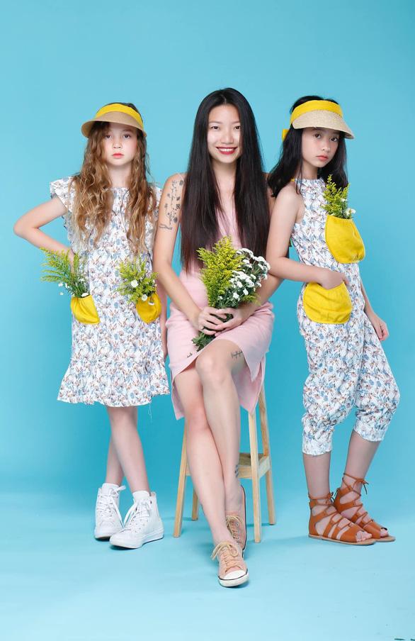 Dàn sao hội tụ Pink Summer Fashion Kids cho trẻ yêu thời trang - Ảnh 2.