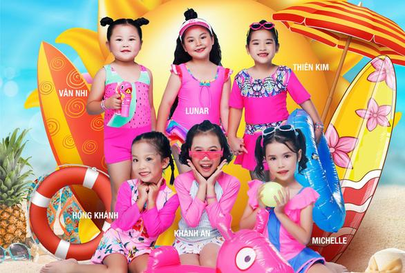 Dàn sao hội tụ Pink Summer Fashion Kids cho trẻ yêu thời trang - Ảnh 3.