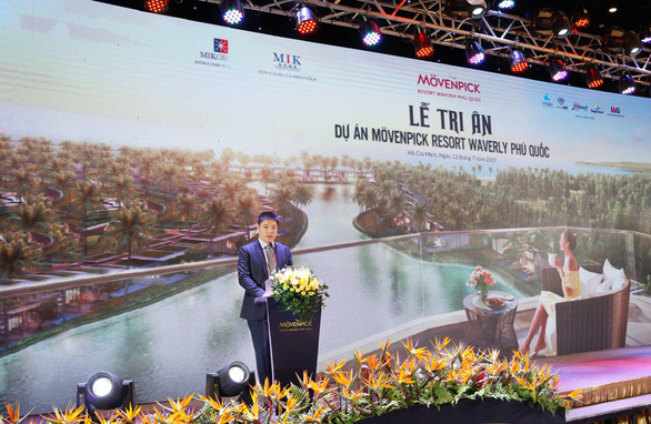 Tìm ra chủ nhân trúng giải căn Condotel Movenpick Resort Waverly Phú Quốc hơn 3 tỷ đồng - Ảnh 2.