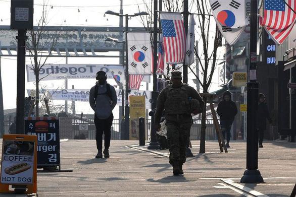Triều Tiên lên án Mỹ vì diễn tập quân sự với Hàn Quốc - Ảnh 1.