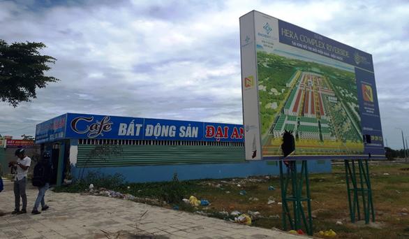 Quảng Nam kết luận thanh tra các dự án của Bách Đạt An - Ảnh 1.