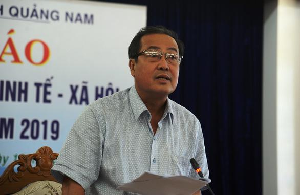 Quảng Nam không bị áp lực khi thanh tra 2 lô đất của vợ cựu bí thư Tỉnh ủy - Ảnh 2.