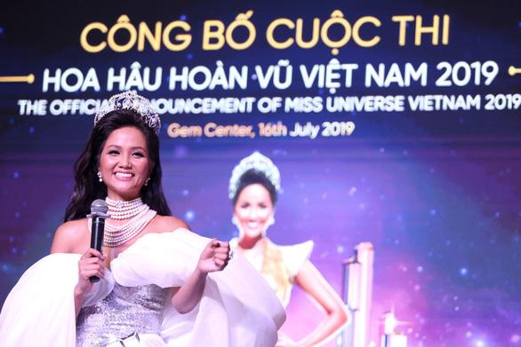 Hoa hậu Hoàn vũ Việt Nam 2019 mang Trái tim dũng cảm' - Ảnh 2.