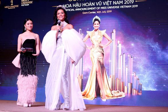 Hoa hậu Hoàn vũ Việt Nam 2019 mang Trái tim dũng cảm' - Ảnh 4.