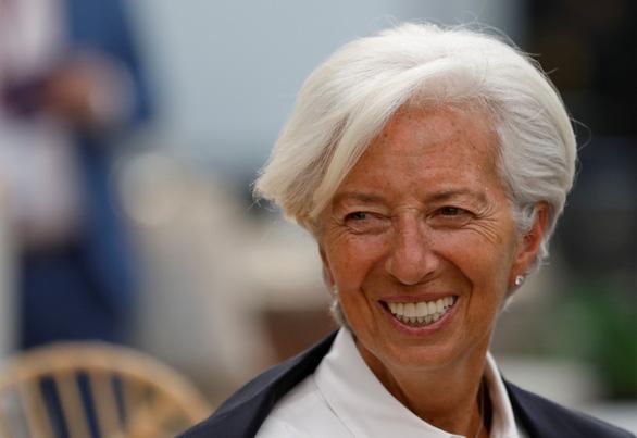 IMF tìm người thay Tổng giám đốc Christine Lagarde - Ảnh 1.