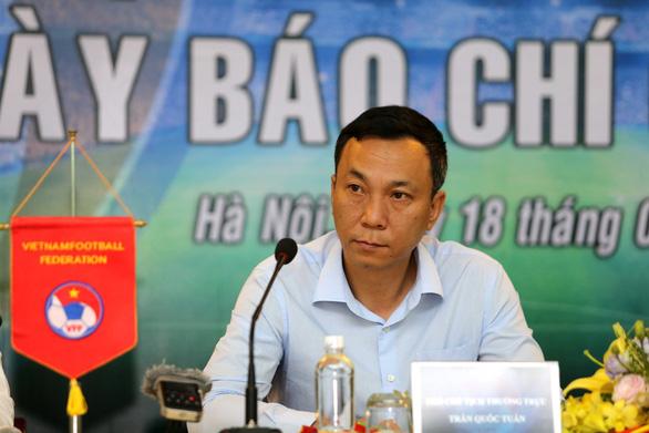 AFC bổ nhiệm ông Trần Quốc Tuấn làm chủ tịch Ủy ban thi đấu - Ảnh 1.