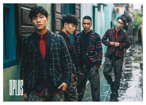 Nhóm OPlus làm album liên khúc bolero không giống ai - Ảnh 4.