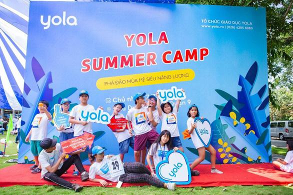 Thổi bùng năng lượng mùa hè cùng YOLA Summer Camp 2019 - Ảnh 1.