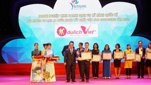 Công ty Du lịch Việt được tôn vinh tại Giải thưởng Du lịch Việt Nam - Ảnh 1.