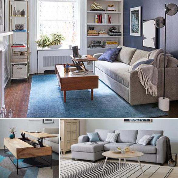 Chọn nội thất thông minh cho căn hộ chung cư - Ảnh 2.