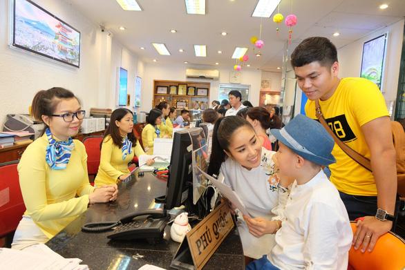Điểm đến trong nước được lòng du khách Việt - Ảnh 1.