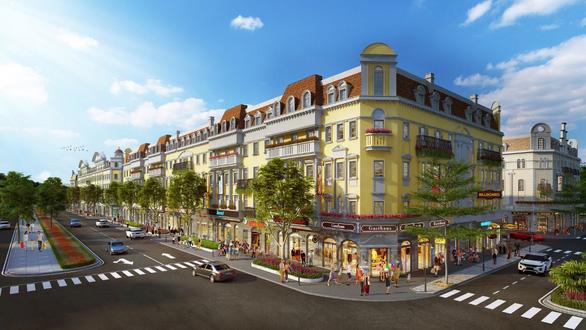 Ra mắt tiểu khu Silk Road - Shophouse Europe tại Hạ Long - Ảnh 1.