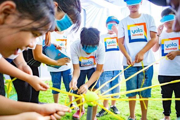 Thổi bùng năng lượng mùa hè cùng YOLA Summer Camp 2019 - Ảnh 3.