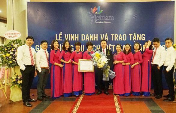 Công ty Du lịch Việt được tôn vinh tại Giải thưởng Du lịch Việt Nam - Ảnh 4.
