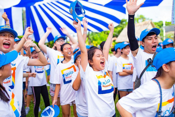 Thổi bùng năng lượng mùa hè cùng YOLA Summer Camp 2019 - Ảnh 4.